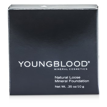 Youngblood Base Maquillaje Natural Mineral Polvos Sueltos - Rose Beige