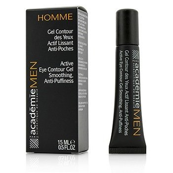 Academie Men Gel Contorno Ojos