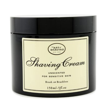 The Art Of Shaving Crema Afeitado - Inolora ( Piel Sensible)