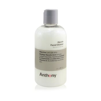 Anthony Logistics For Men Limpiador Facial Glicólico