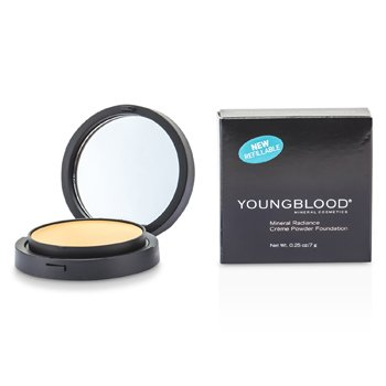 Youngblood Mineral Radiance Base de Maquillaje Crema Polvos - # Warm Beige