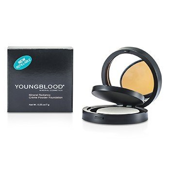 Youngblood Mineral Radiance Base de Maquillaje Crema Polvos - # Tawnee
