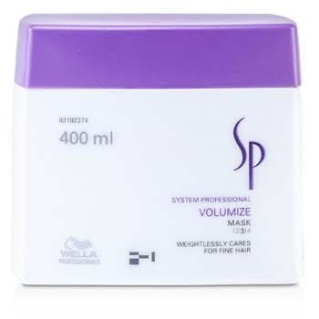 Wella SP Volumize Mascarilla ( Para Cabello Fino )