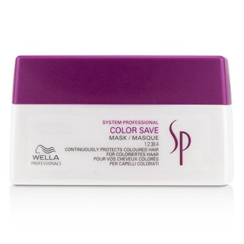 Wella SP Color Save Mascarilla ( Para Cabello con Color )