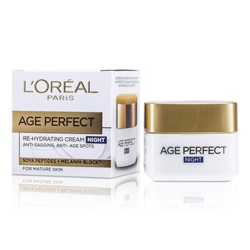 LOreal Dermo-Expertise Age Perfect Reinforcing Rich Crema Noche