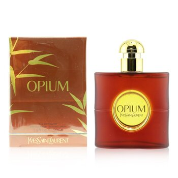 Yves Saint Laurent Opium Eau De Toilette Spray (Nuevo Empaque)
