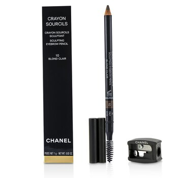 Chanel Crayon Sourcils Sculpting OjosLápiz Delineador Cejas - # 10 Blond Clair