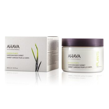 Ahava Deadsea Plants Caressing Sorbete Corporal