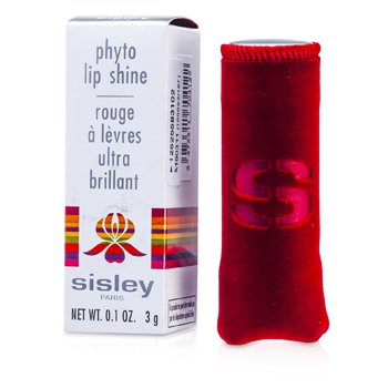 Phyto Lip Shine Pintalabios Ultra Brillante - # 12 Sheer Plum