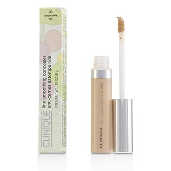 Clinique Line Smoothing Corrector - Corrector Suave de Líneas #03 Moderately Fair