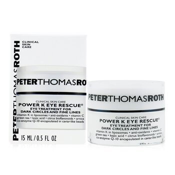 Peter Thomas Roth Power K Ojos Rescue