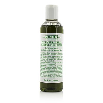 Kiehls Cucumber Herbal Alcohol-Free Tónico (Piel Seca o Sensible  )