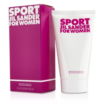 Jil Sander Sander Sport For Women Energizing Shower Gel