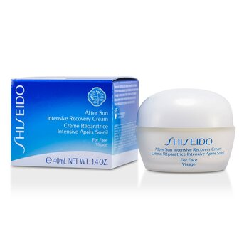 Shiseido After Sun Intensive Recovery Cream/ Crema Hidratante After Sun ( Para Rostro )