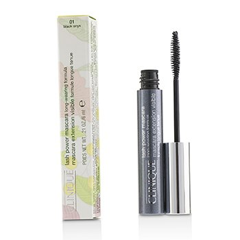 Clinique Lash Power Máscara Extensión Visible - # 01 Black Onyx