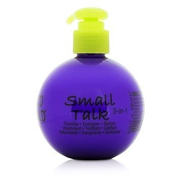 Tigi Bed Head Small Talk - 3 en 1 volumen, Energía y Estilo