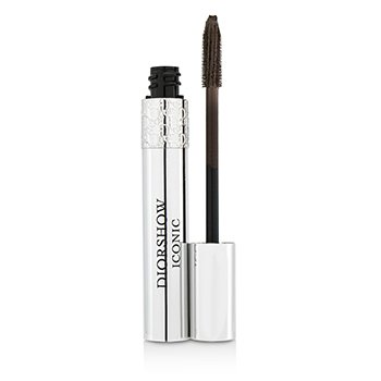 Christian Dior DiorShow Iconic High Definition Lash Curler Mascara Pestañas Rizos - #698 Chestnut