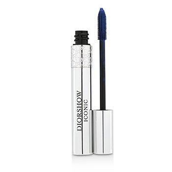Christian Dior DiorShow Iconic High Definition Lash Curler Mascara Pestañas Rizos - #268 Navy Blue