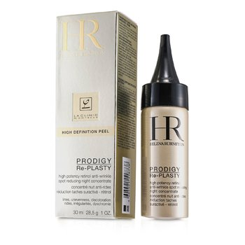 Helena Rubinstein Prodigy Re-Plasty High Definition Peel High Potency Retinol -  Concentrado Exfoliador Noche