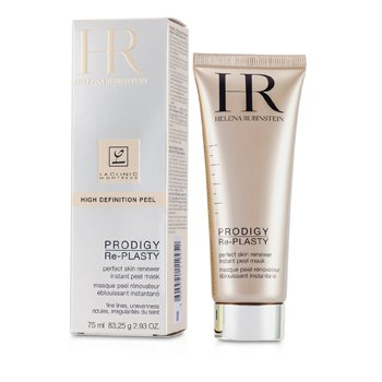 Helena Rubinstein Prodigy Re-Plasty High Definition Peel Perfect Skin Máscara Exfoliante Renovadora Instantánea