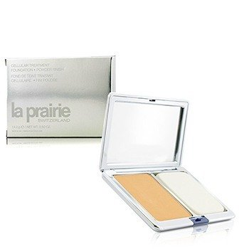 La Prairie Cellular Treatment Fdt Pwd Finish - Polvos - Sunlit Beige ( Embalaje Nuevo )