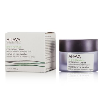 Ahava Time To Revitalize Extreme Crema Día