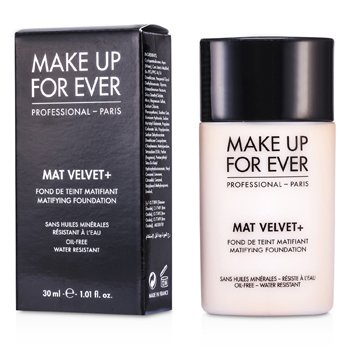 Make Up For Ever Mat Velvet + Matifying Base Maquillaje - #40 ( Natural Beige )