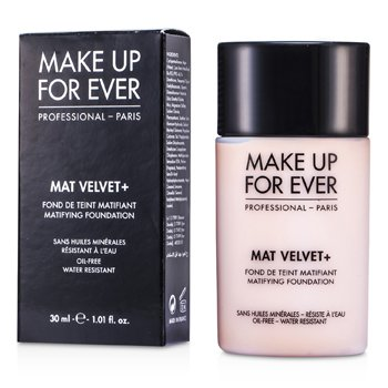 Make Up For Ever Mat Velvet + Matifying Base Maquillaje - #45 ( Soft Beige )