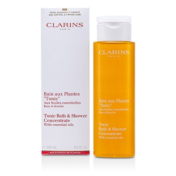 Clarins Tonic Shower Bath Concentrado Bano