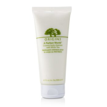 Origins A Perfect World Creamy Gel de Ducha/Baño con Te Blanco