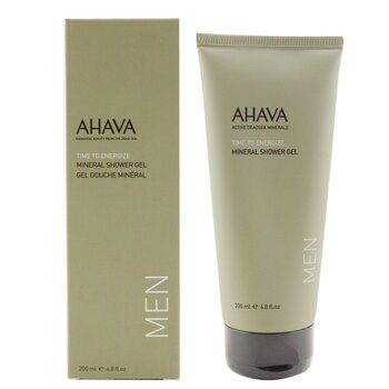 Ahava Time To Energize Gel de Ducha Mineral