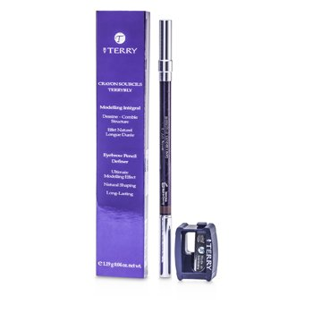 By Terry Crayon Sourcils Terrybly Lápiz Delineador Cejas - # 2 Ash Brown