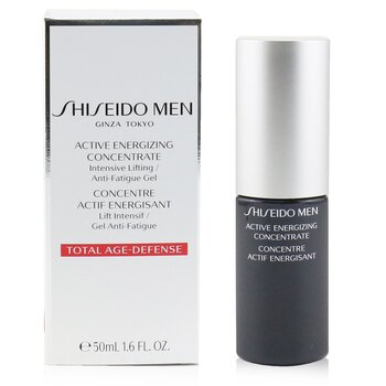 Shiseido Men Active Concentrado Energizante