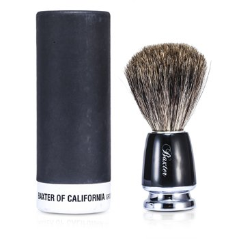 Baxter Of California Best-Badger Cepillo para afeitarse (Negro)