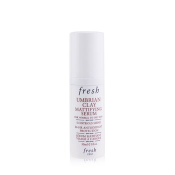 Fresh Umbrian Clay Serum Matificante (Piel Normal/Mixta)