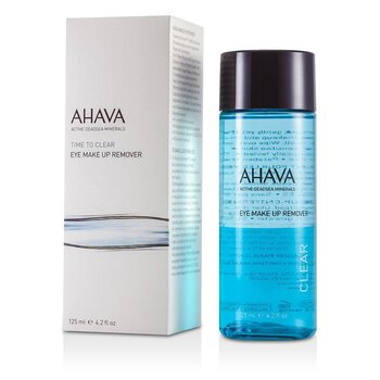 Ahava Time To Clear Desmaquillador Ojos