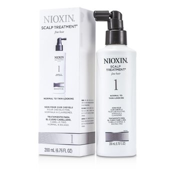 System 1 Scalp Treatment For Fine Hair, Normal to Thin-Looking Hair