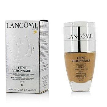 Lancome Teint Visionnaire Maquillaje Perfeccionador Duo - SPF 20 - # 03 Beige Diaphane