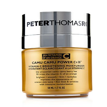 Peter Thomas Roth Camu Camu Power Cx30 Vitamin C Hidratante Iluminador