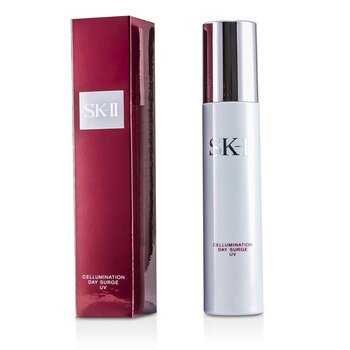 SK II Cellumination Day Surge UV Hidratante Blanqueador