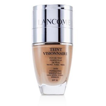 Lancome Teint Visionnaire Skin Perfecting Maquillaje Duo SPF 20 - # 010 Beige Porcelaine