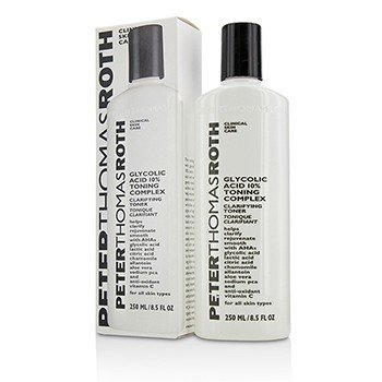 Peter Thomas Roth Glycolic Acid 10%  Complejo Tónico