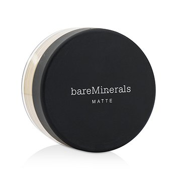 Bare Escentuals BareMinerals Base Maquillaje Mate Amplio Espectro SPF15 - Golden Medium
