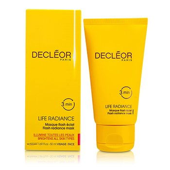 Decleor Life Radiance Flash Radiance Mascarilla