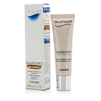 Biotherm Aquasource BB Crema- Fair to Medium L42363
