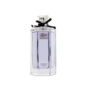 Gucci Flora By Gucci Generous Violet Eau De Toilette Spray