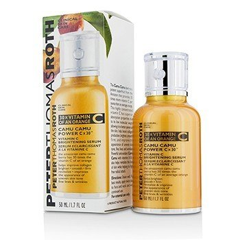 Peter Thomas Roth Camu Camu Power Cx30 Vitamin C Suero Iluminador