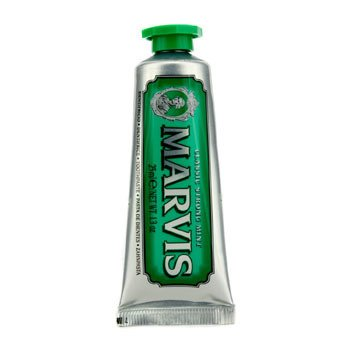 Marvis Classic Strong Mint Crema Dental (Tamaño Viaje)