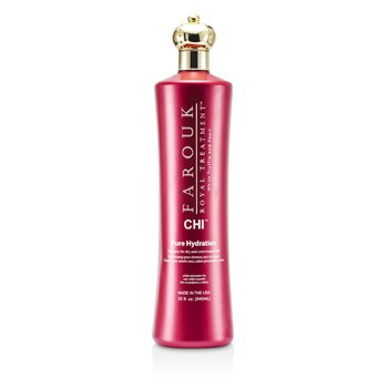 CHI Farouk Royal Treatment Champú Hidratación Pura (Para Cabello Seco y Tratado con Color)