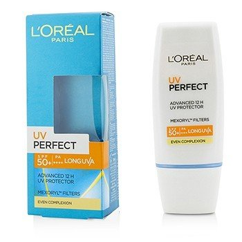 LOreal Dermo-Expertise UV Perfect 12H LongLasting Protector UVA/UVB SPF50+/PA+++ - #Even Complexion